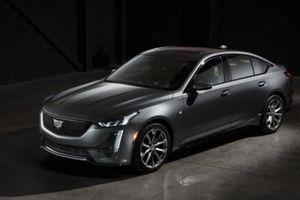 Cadillac CT5 2020 hé lộ nhiều thông tin - xứng đáng là sự thay thế hoàn hảo của CTS