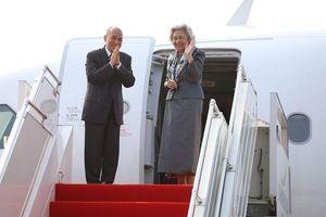 Nhà vua Campuchia cùng Thái hậu đi Trung Quốc kiểm tra sức khỏe