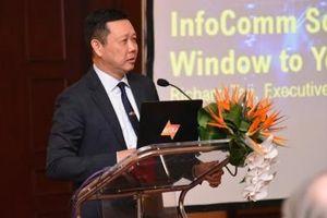 Phô diễn nhiều công nghệ nghe nhìn mới tại Triển lãm InfoComm Đông Nam Á 2019