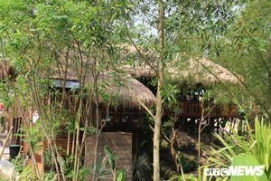 Chủ khu nghỉ dưỡng trái phép giữa rừng phòng hộ có bố làm ở huyện