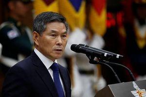 Bộ trưởng Quốc phòng Hàn Quốc: Chưa có dấu hiệu Triều Tiên chuẩn bị phóng tên lửa