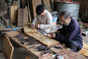 Tài hoa nghề dựng nhà gỗ cổ