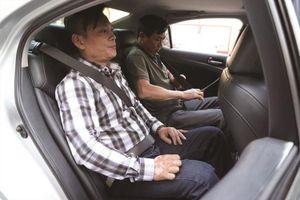 Ra quân xử lý người điều khiển, ngồi trên ô tô không thắt dây an toàn