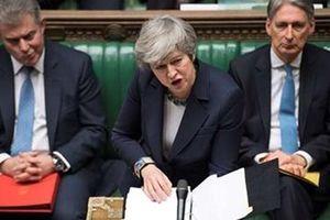 Brexit chưa đoán định
