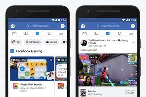 Facebook dành vị trí 'vàng' cho game trên ứng dụng di động
