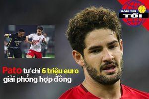 Pato hủy hợp đồng 6 triệu euro, Incheon sẽ cho Công Phượng về