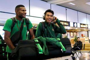 U23 Indonesia đã tới Việt Nam, sẵn sàng thách thức chủ nhà