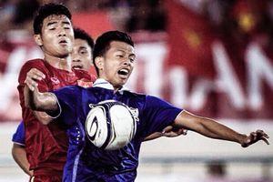 Quang Hải, Đức Chinh từng thua 0-6 U19 Thái Lan