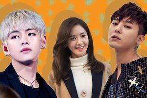 Khó tin với những sao Hàn có gương mặt nhỏ chỉ bằng đĩa CD