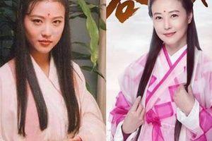 Châu Hải My bất chấp tuổi tác, quay về làm Chu Chỉ Nhược của Ỷ Thiên Đồ Long ký