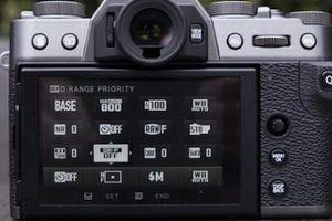 Đánh giá nhanh máy ảnh không gương lật Fujifilm X-T30