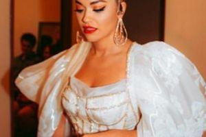 Cận cảnh thiết kế làm trong 3 ngày Công Trí thực hiện cho Rita Ora