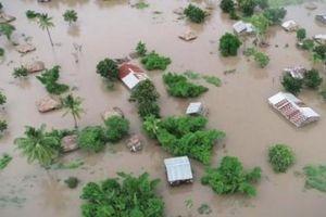 Thành phố bị phá hủy 90%, chết 1.000 người vì siêu bão kinh hoàng?
