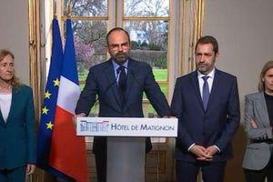 Chính phủ Pháp cấm biểu tình bạo động