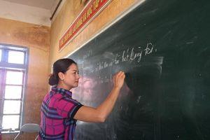 Giáo viên cốt cán: Mắt xích của đổi mới giáo dục