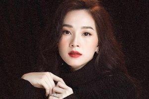 Hình ảnh mới nhất thể hiện 'nhan sắc mặn mà' của hoa hậu Đặng Thu Thảo