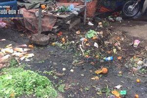 Khoái Châu - Hưng Yên: Ma trận rác 'bủa vây' nghĩa trang liệt sỹ và ủy ban xã