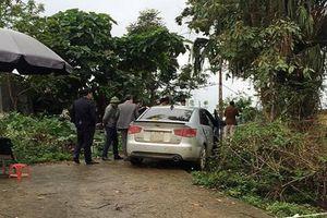 Truy bắt đối tượng bắn vào đầu tài xế, cướp xe taixi tại Tuyên Quang