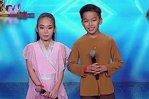 Hai em bé Việt tỏa sáng trên sân khấu quốc tế