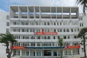 Điều chuyển công tác thầy giáo nhắn tin 'gạ tình' nữ sinh ở Thái Bình