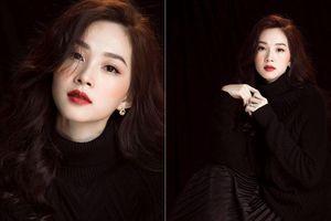 Hoa hậu Thu Thảo 'tái xuất' xinh đẹp làm mẫu ảnh khiến fans ngất ngây