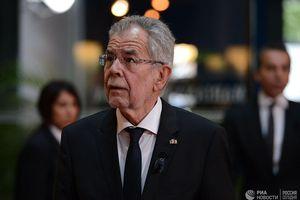 Tổng thống Áo: Châu Âu không nên 'nhảy theo điệu nhạc của ông Trump'