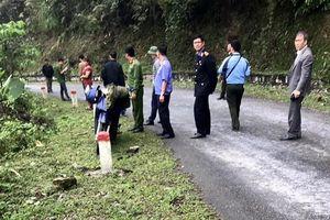 Đã xác định nghi phạm vụ lái xe taxi bị bắn vào đầu, cướp xe ở Tuyên Quang