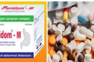Sản xuất thuốc tiêu hóa Peridom-M không đạt chất lượng bị phạt 40 triệu đồng