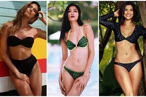 Lộ diện những đối thủ nặng ký đầu tiên của Hoàng Thùy tại Miss Universe 2019