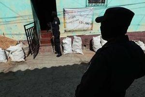 Băng đảng MS 13 đe dọa tính mạng cảnh sát El Salvador