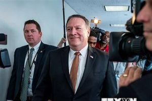Ngoại trưởng Pompeo: Mỹ sẽ 'dàn xếp lại' với Triều Tiên