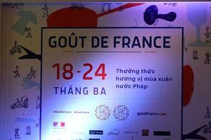 2.500 bữa ăn kiểu Pháp được phục vụ ở Lễ hội Ẩm thực Goût de France
