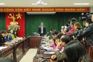 Bộ Y tế: 'Chưa có cơ sở khẳng định vụ trường mầm non Thanh Khương liên quan tới hàng loạt học sinh bị nhiễm sán ở Bắc Ninh'