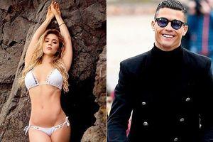 Lộ tin nhắn Ronaldo 'gạ tình' trắng trợn mỹ nữ bốc lửa