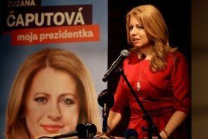 Nữ luật sư chống tham nhũng nhiều khả năng trở thành Tổng thống Slovakia
