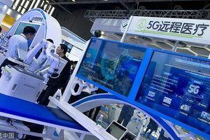 Trung Quốc thực hiện thành công ca phẫu thuật não đầu tiên qua kết nối 5G