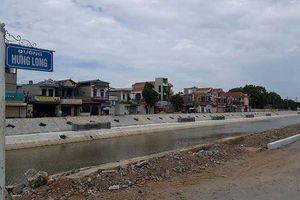Làm kênh Hưng Long theo hợp đồng BT, Thanh Hóa phải đổi bao nhiêu đất?
