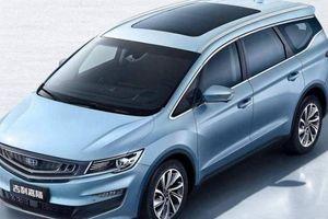 Ra mắt mẫu xe Trung Quốc 7 chỗ đẹp long lanh, giá siêu rẻ