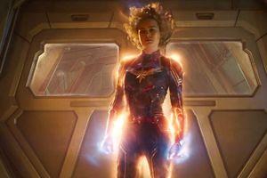 'Captain Marvel' được MCU quảng bá mạnh mẽ thông qua trailer 'Avengers 4'