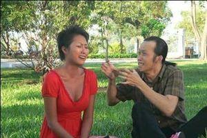 Xuống sắc trông thấy, Phi Thanh Vân nói mình biến đổi giống tắc kè