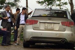 Tuyên Quang: Tài xế bị bắn trọng thương, cướp xe taxi trong đêm