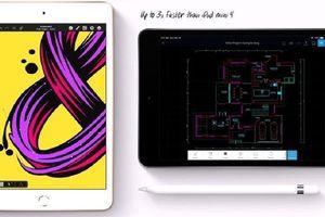 Apple bất ngờ ra mắt hai dòng iPad Mini và iPad Air