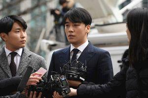 Seungri bị 'xóa sổ' khỏi hồ sơ của Big Bang và YG trên trang tìm kiếm Naver