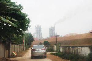 Nghệ An: Bài 1- Người dân đang 'chết mòn' vì sống cạnh Nhà máy xi măng Sông Lam ô nhiễm