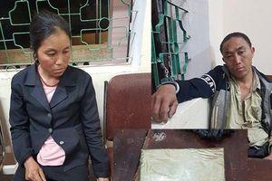 Nghệ An: Bắt 2 đối tượng người Lào buôn ma túy