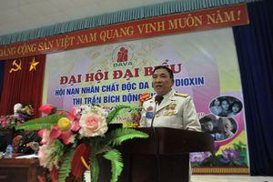 Bắc Giang: Đại hội Hội nạn nhân chất độc da cam/dioxin Thị trấn Bích Động Việt Yên Lần thứ 3 (2019-2024)