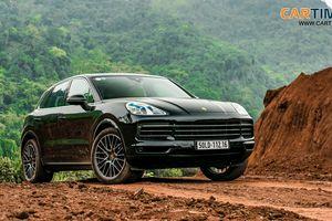 Porsche Cayenne: kẻ cứu chúa vĩ đại của thế giới xe hơi