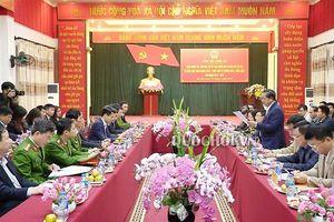 Giám sát thực hiện chính sách pháp luật về pccc tại huyện Hoài Đức - tp.hà nội