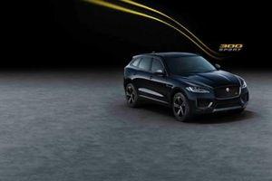 Gia đình Jaguar F-Pace được mở rộng với phiên bản đặc biệt 300 Sport và Chequered Flag