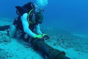Cáp quang biển Liên Á lùi bảo trì so với dự kiến